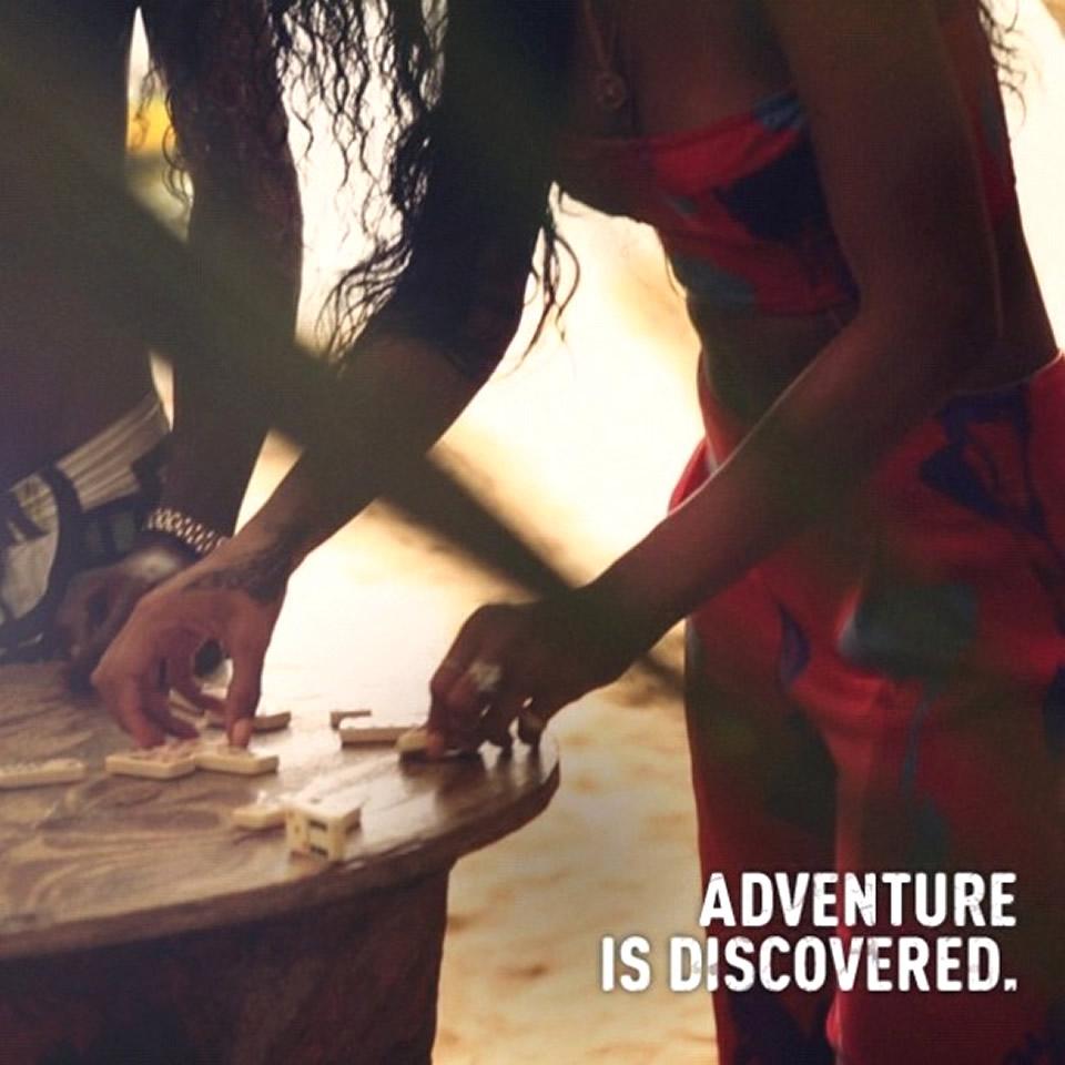 Adventure is Discoverd, Rihanna Barbados Tourism Marketing Campaign by BTA