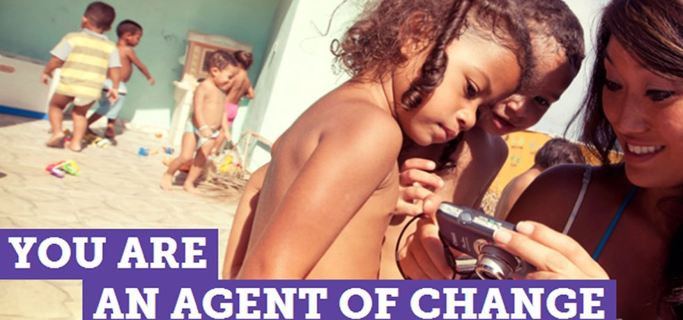 Agents of Change, Social Travel Marketing Campaign by G Adventures
