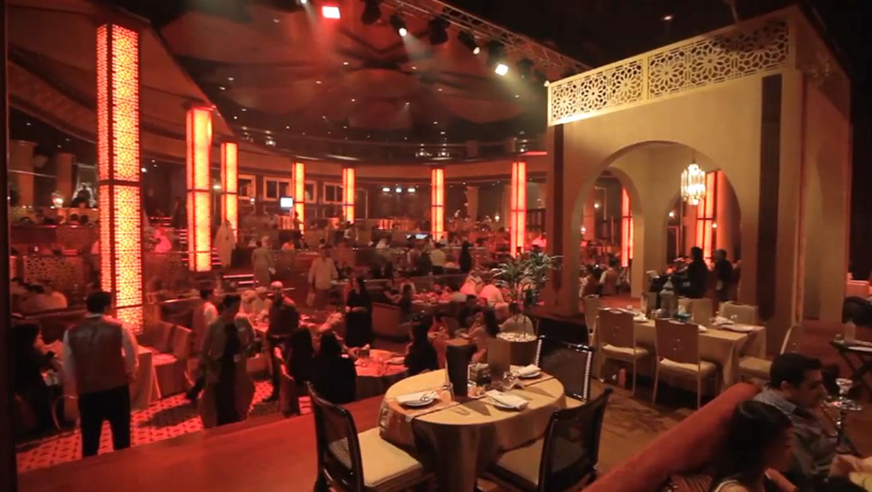 Arabian Fine Dining Hospitality of Ramadan in Dubai