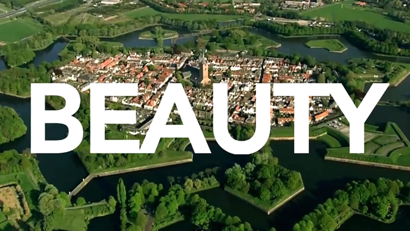 Beauty Amsterdam at Holland The Original Cool Marketing Campaign of Netherlands