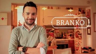Branko at Lifestyle Serbia Campaign by National Tourism Organisation of Serbia