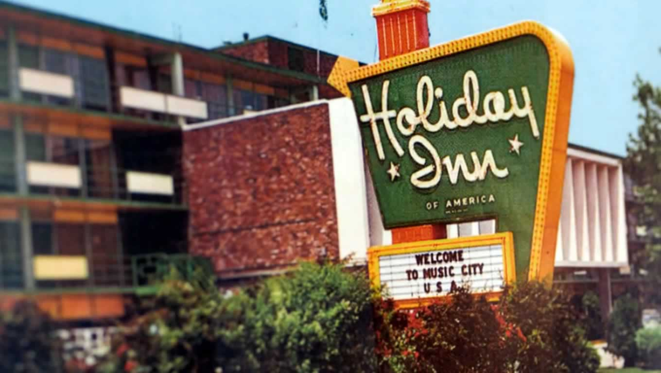 Changing Together Commercial Ads by Holiday Inn