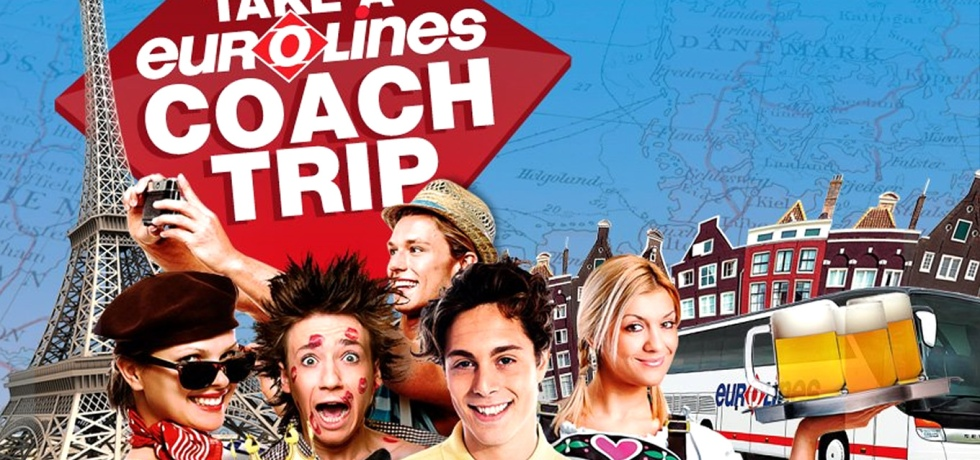 Coach Trip Marketing Campaign by Eurolines UK