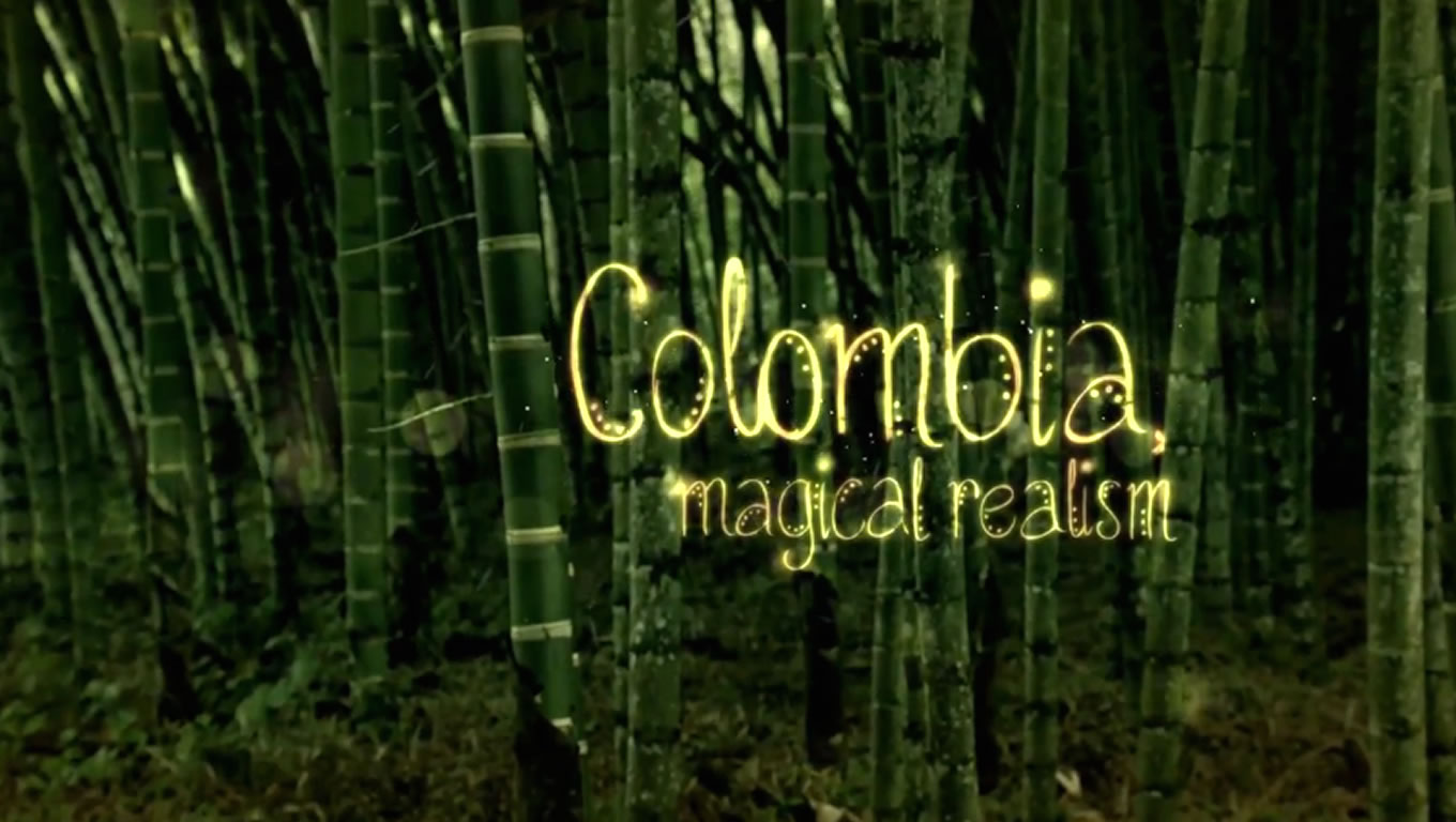 Colombia Magical Realism Tourism Marketing Campaign