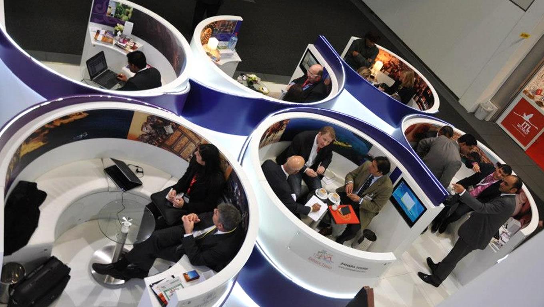 Creative Buyers Sellers Meeting Area of Oman at 2013 ITB Berlin