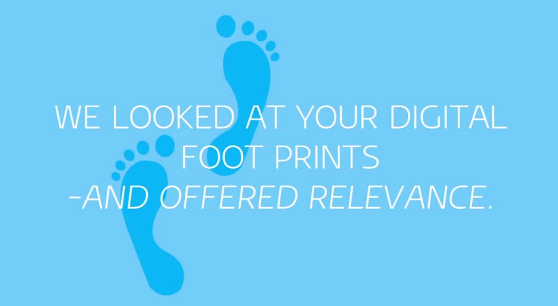 Digital Footprints Scanning for KLM Travel Predictions Campaign, Netherlands