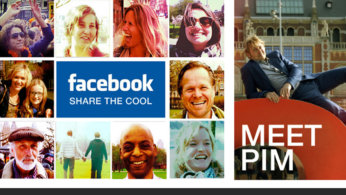 Facebook App for Holland The Original Cool Marketing Campaign of Netherlands
