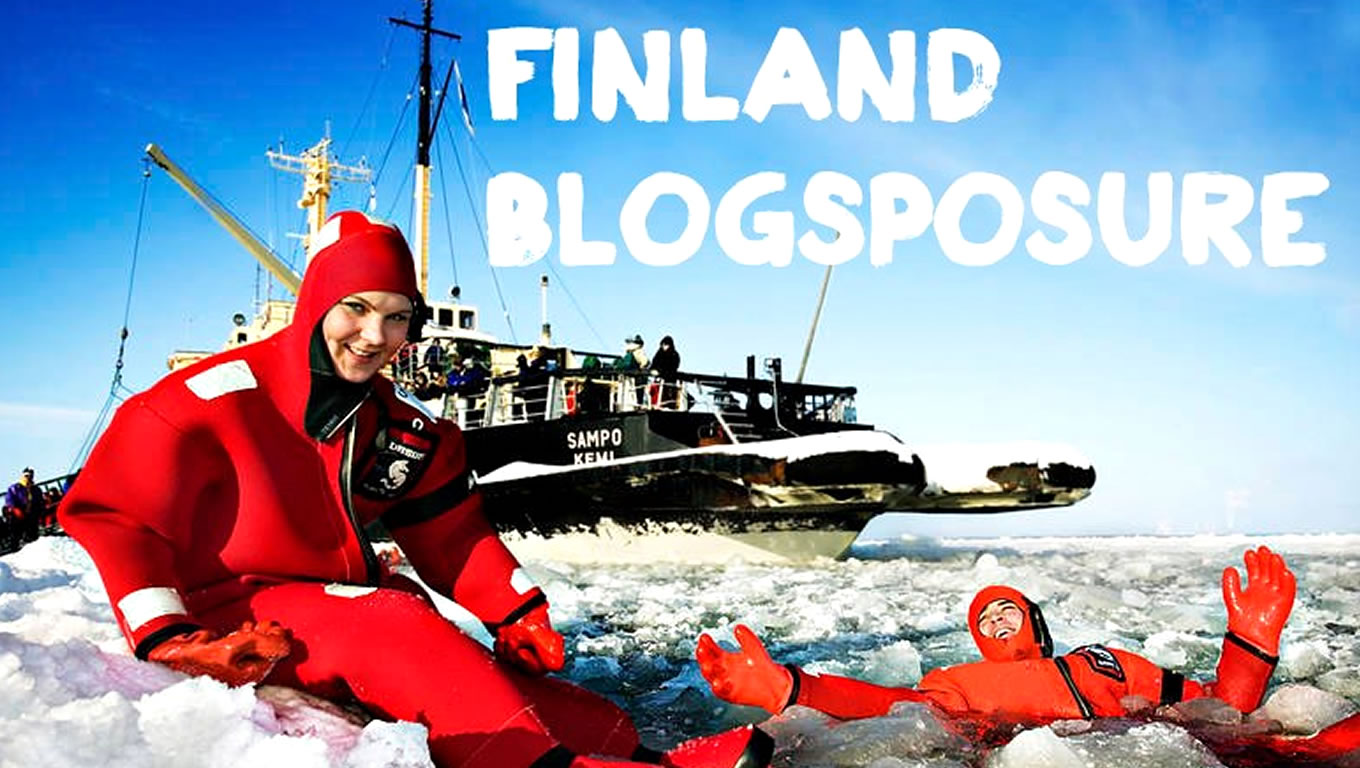 Finland Blogsposure, Online Marketing Campaign by Visit Finland