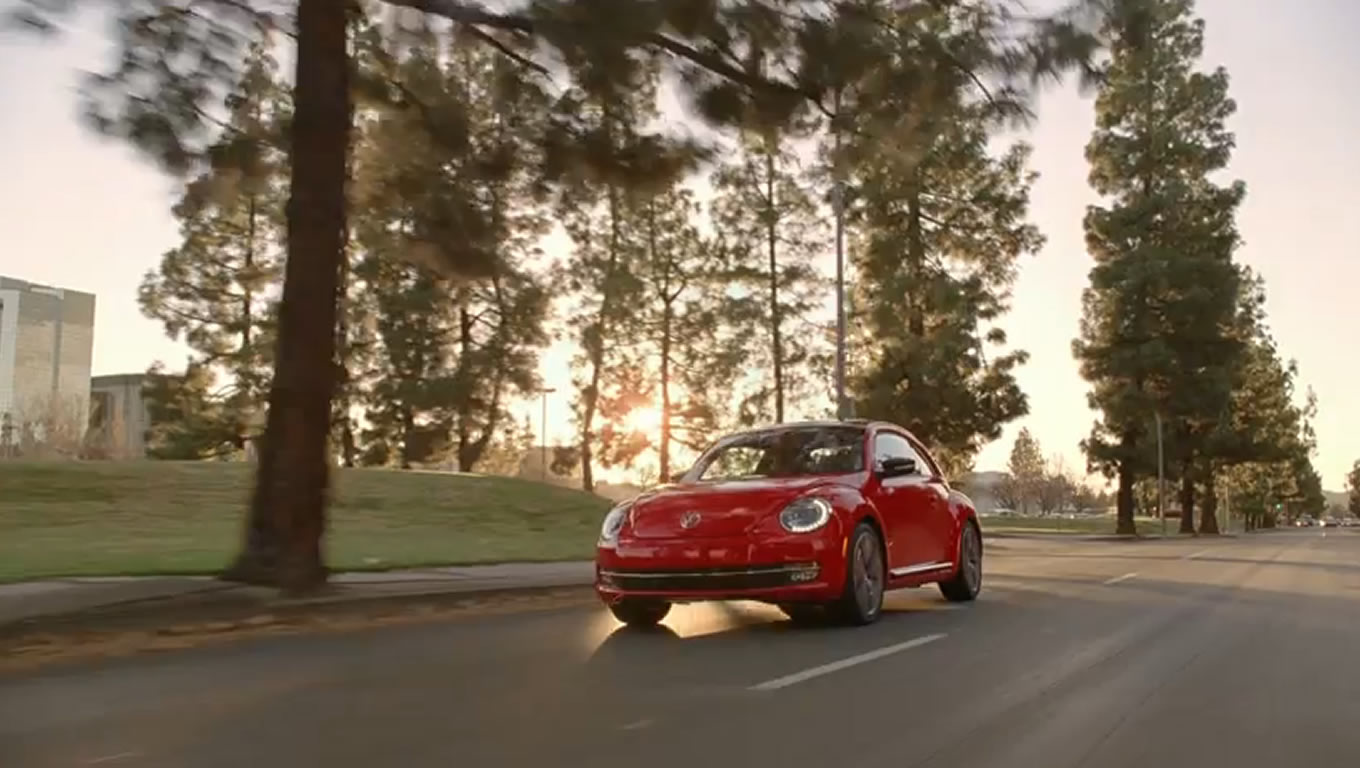 Get in Get Happy VW Game Day 2013 Commercial Ad by Volkswagen USA