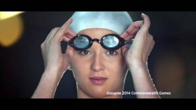 Glasgow 2014 Commonwealth Games at Brilliant Moments Campaign