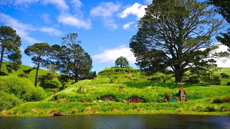 Hobbiton Movie Set Tours in Matamata, Tourism New Zealand