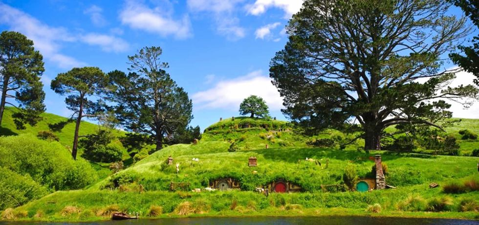 Hobbiton Movie Set Tours in Matamata, Tourism New Zealand