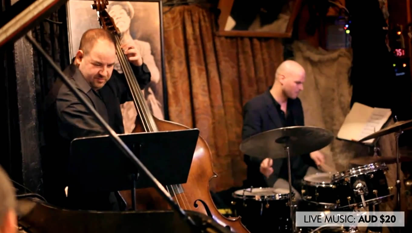 Live Music on Smalls Jazz Hangout NYC, No Booking Fees Marketing Campaign by Expedia Australia