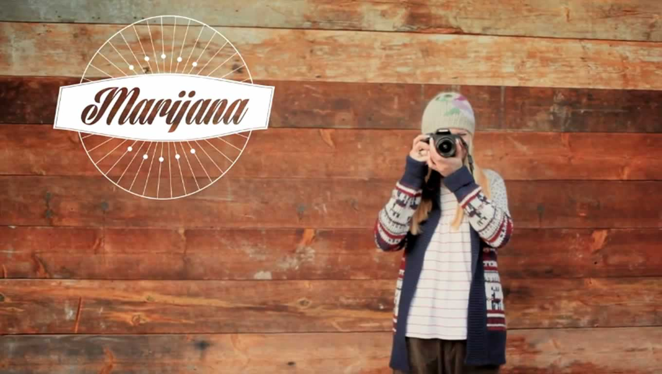 Marijana at Lifestyle Serbia Campaign by National Tourism Organisation of Serbia
