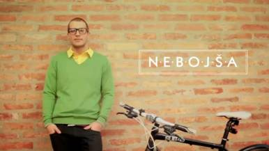 Nebojsa at Lifestyle Serbia Campaign by National Tourism Organisation of Serbia