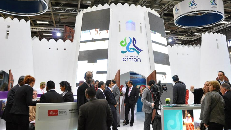 Oman Sultanate Marketing Campaign at 2013 ITB Berlin
