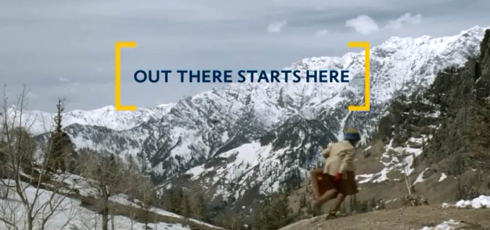 Out There Starts Here Brand Marketing Campaign by Expedia Australia