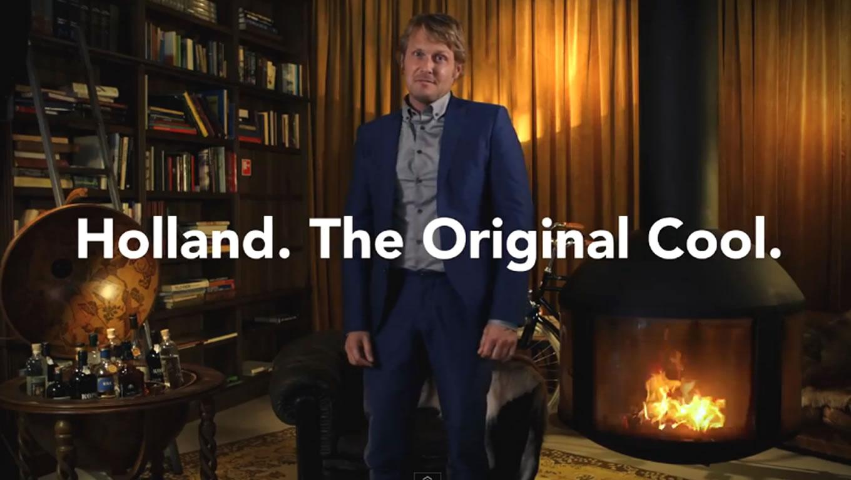Pim de Koel as Brand Ambassador for Holland The Original Cool Marketing Campaign of Netherlands