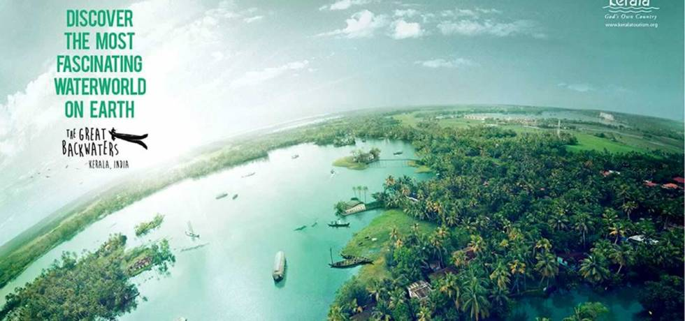 The Great Backwaters Marketing Campaign of Kerala