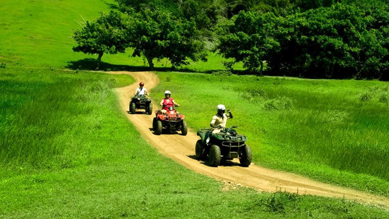 The Island of Jamaica Scenic Adventure Trails