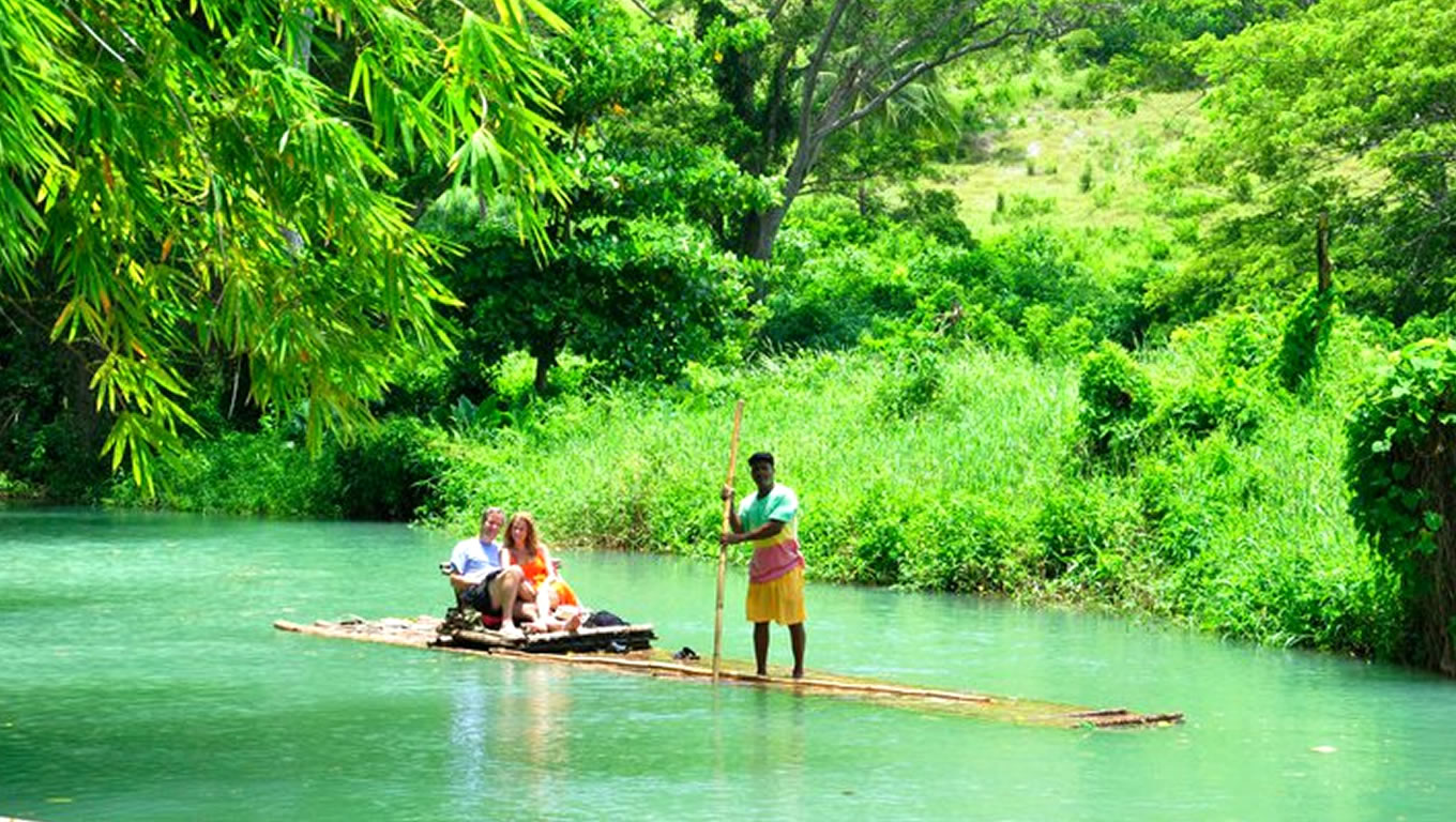 The Island of Jamaica, The Land of Wood and Water