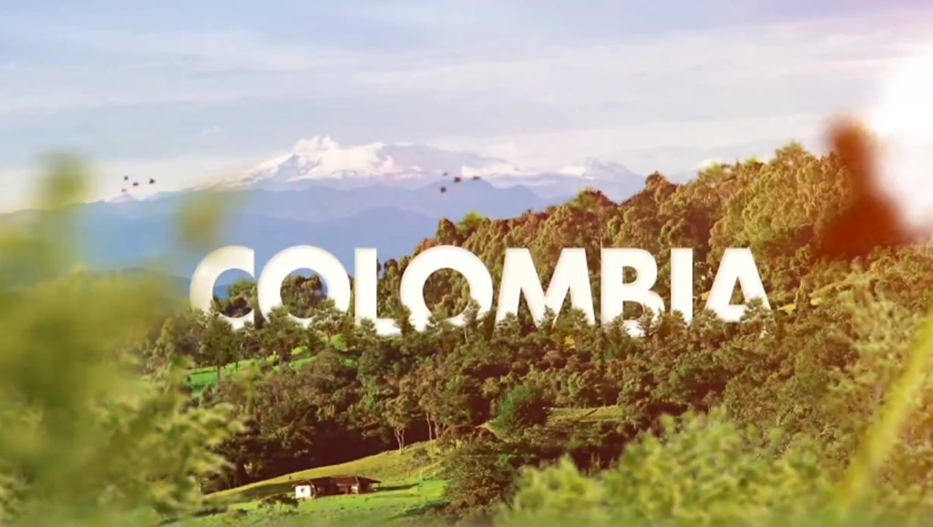 Tourism Destination Marketing Campaign by Colombia Country Brand