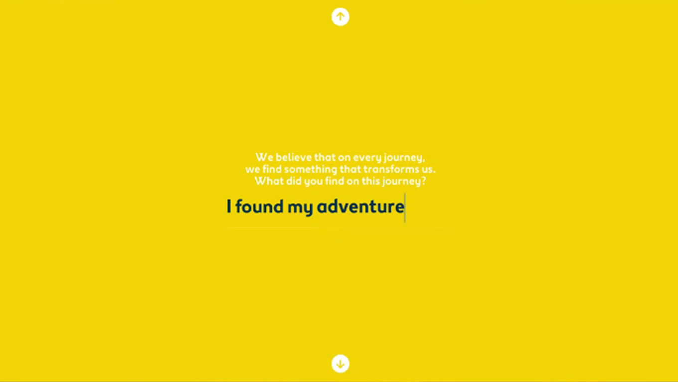 Travel Holiday Experience Question, Find Your Story Marketing Campaign by Expedia