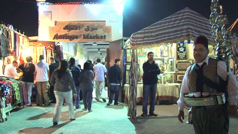 Visit The Antique Market on Ramadan in Dubai