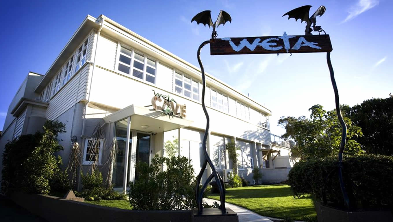 Weta Cave Museum in Wellington, Tourism New Zealand