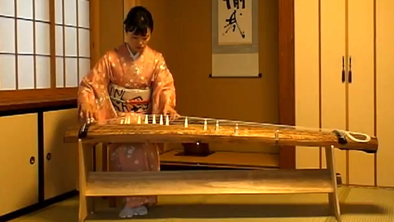 Yukiko Koma From Japan at Harmony Marketing Campaign by Emirates