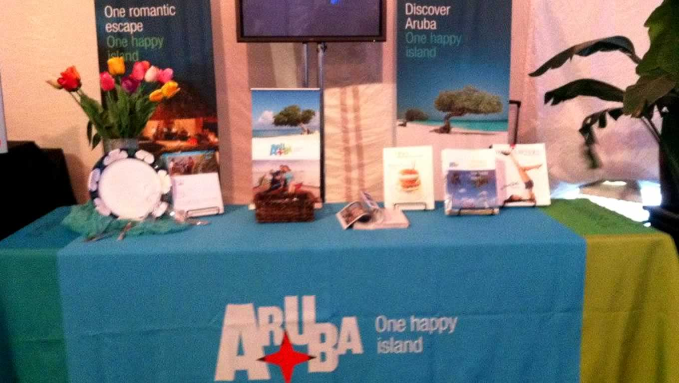 Aruba Tourism at Los Angeles Food and Wine Festival