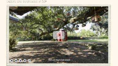 Birdhouse 360 Degree, Birdbnb Home to You Campaign by Airbnb