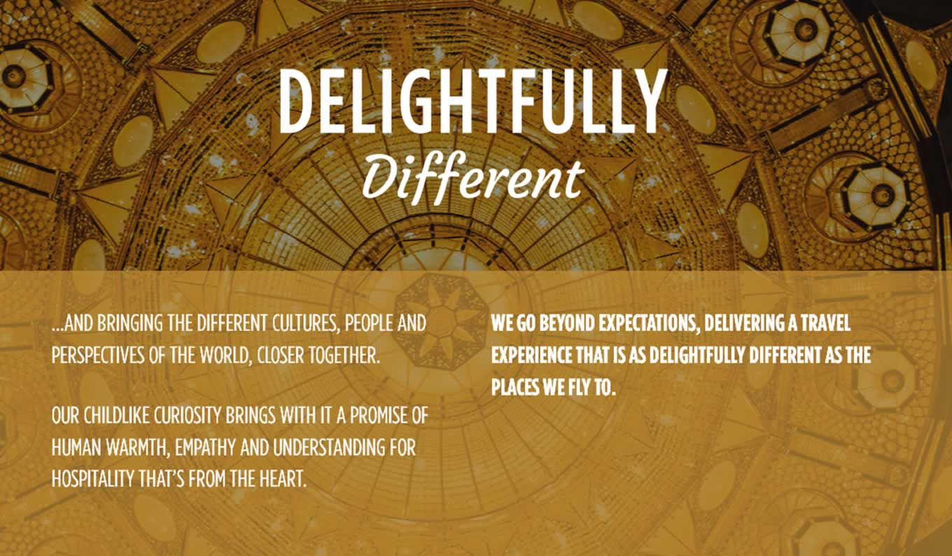 Delightfully Different, Widen Your World Campaign by Turkish Airlines