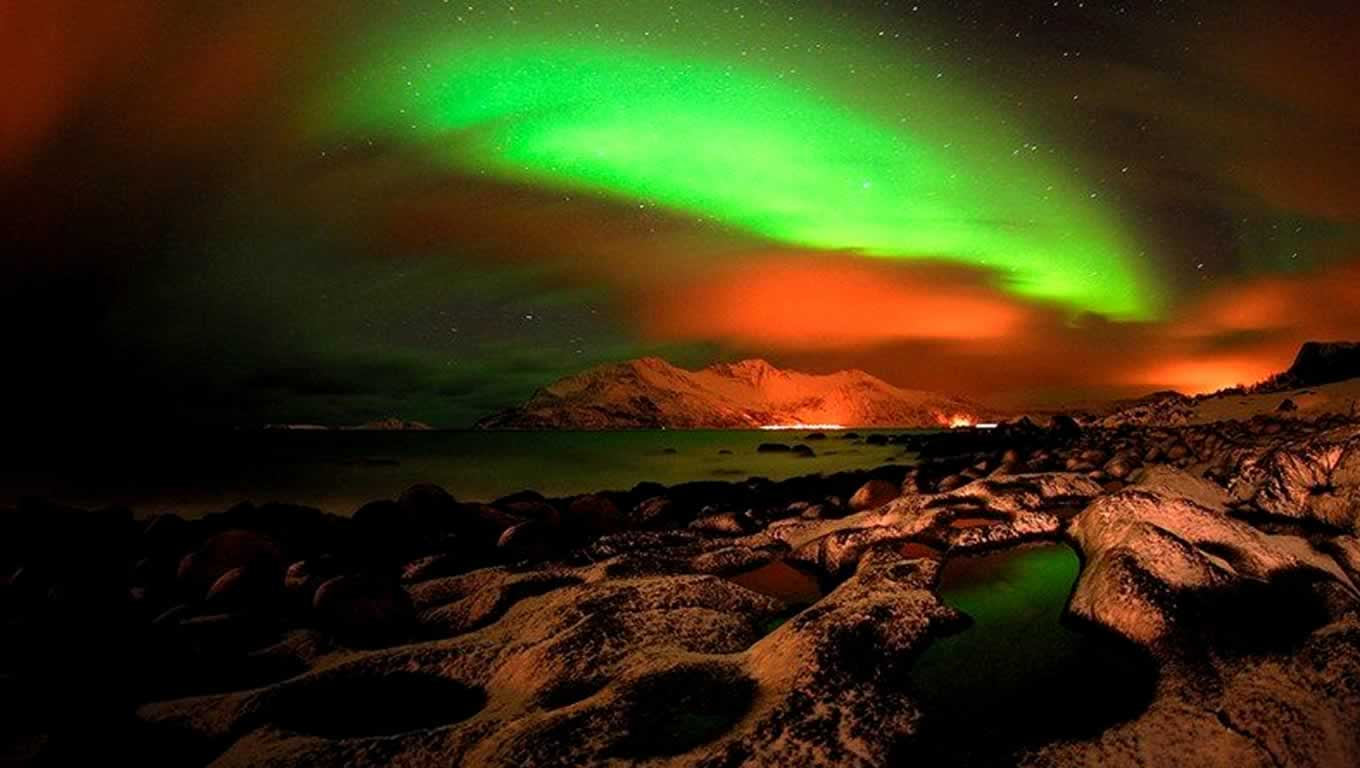 Experience the Northern Lights in Norway