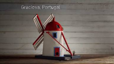 Graciosa Home Design Portugal, Birdbnb Marketing Campaign by Airbnb