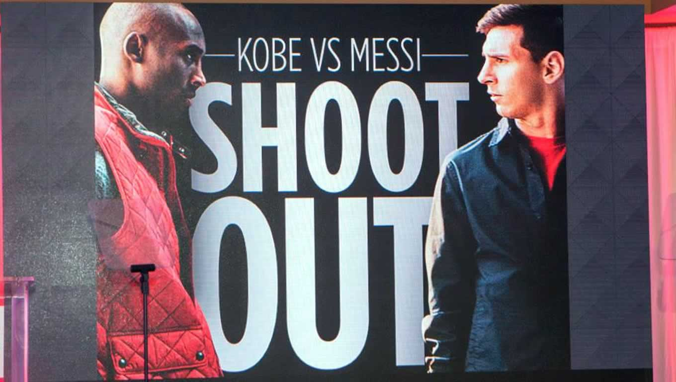 Kobe vs Messi Shoot Out, Widen Your World Campaign by Turkish Airlines