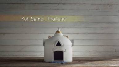 Koh Samui Home Design Thailand, Birdbnb Marketing Campaign by Airbnb
