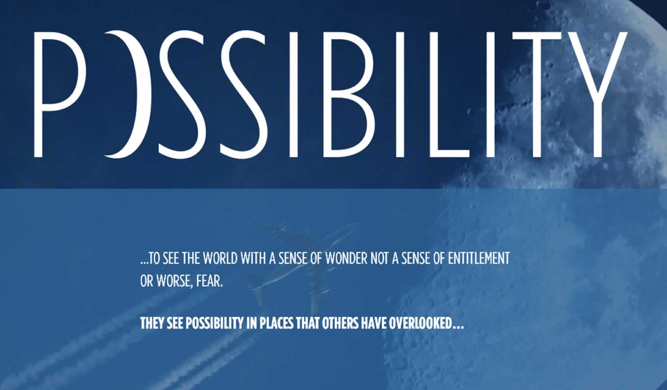 Overlook The Possibility, Widen Your World Campaign by Turkish Airlines
