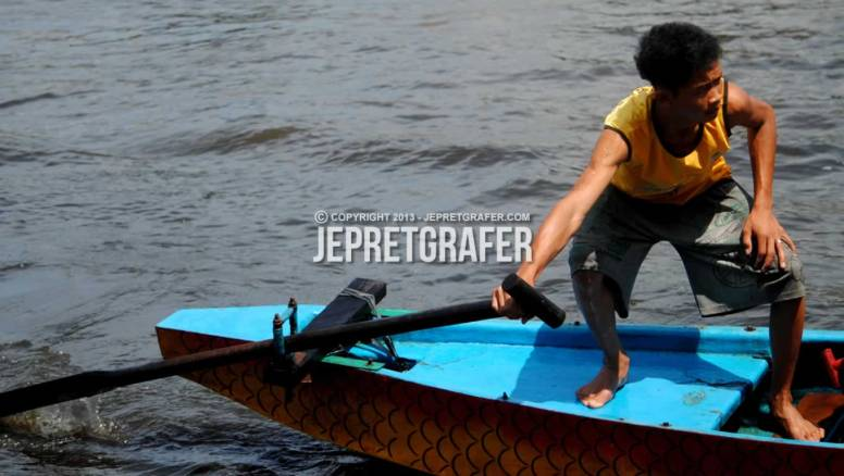 Race Team Steersperson, Dragon Boat Festival, Nagara, Hulu Sungai Selatan