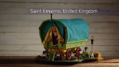 Saint Keverne Home Design UK, Birdbnb Marketing Campaign by Airbnb