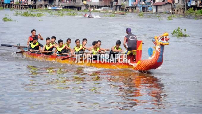 Sejalur Team, Dragon Boat Festival, Nagara, Hulu Sungai Selatan
