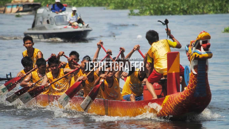 SMA Negeri 1 Daha Barat Race Team, Dragon Boat Festival, Nagara, Hulu Sungai Selatan