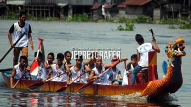 SMP Negeri 1 Daha Selatan Race Team, Dragon Boat Festival, Nagara, Hulu Sungai Selatan