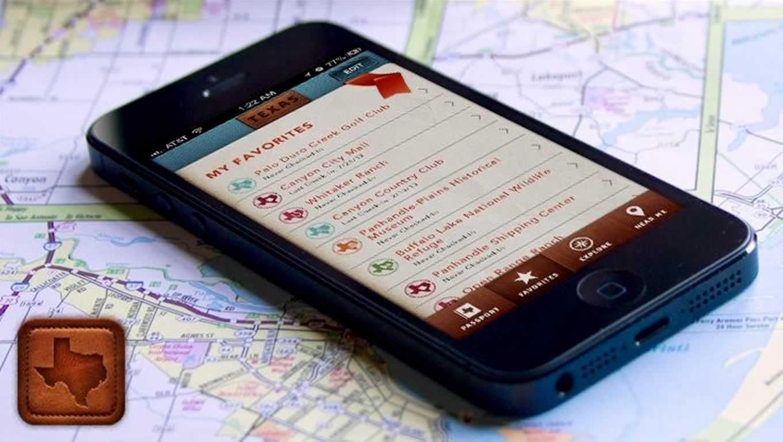Texas Travel Mobile App as Tourism Marketing Tool by Texas Tourism