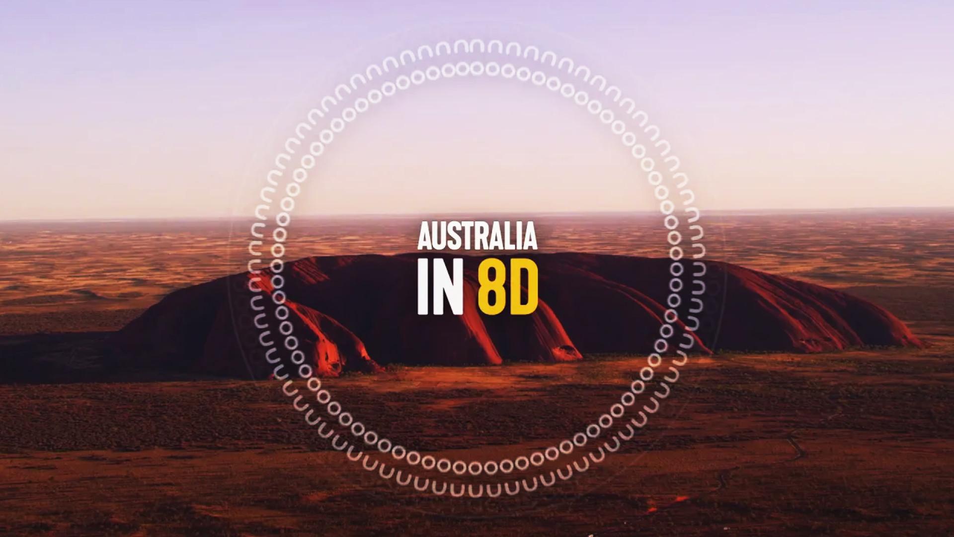 Experience Australia in 8D Audio