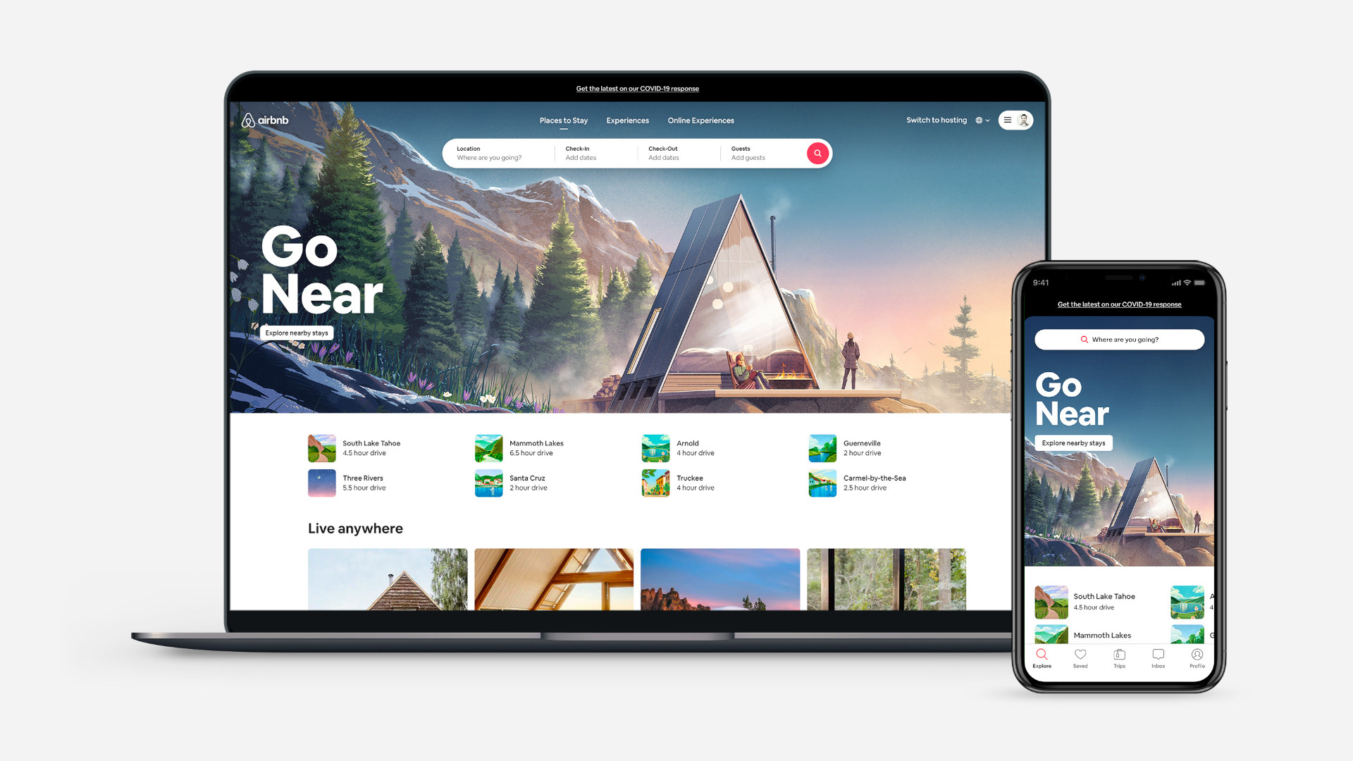 Airbnb Home December 2020
