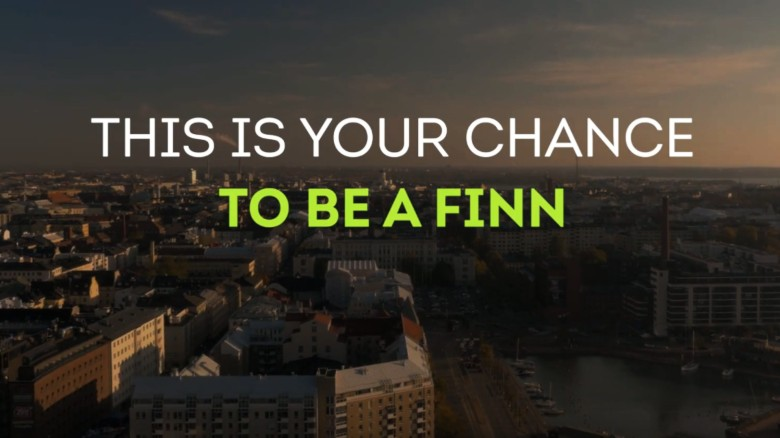 90 Day Finn, Free Relocation Package to Helsinki, Finland