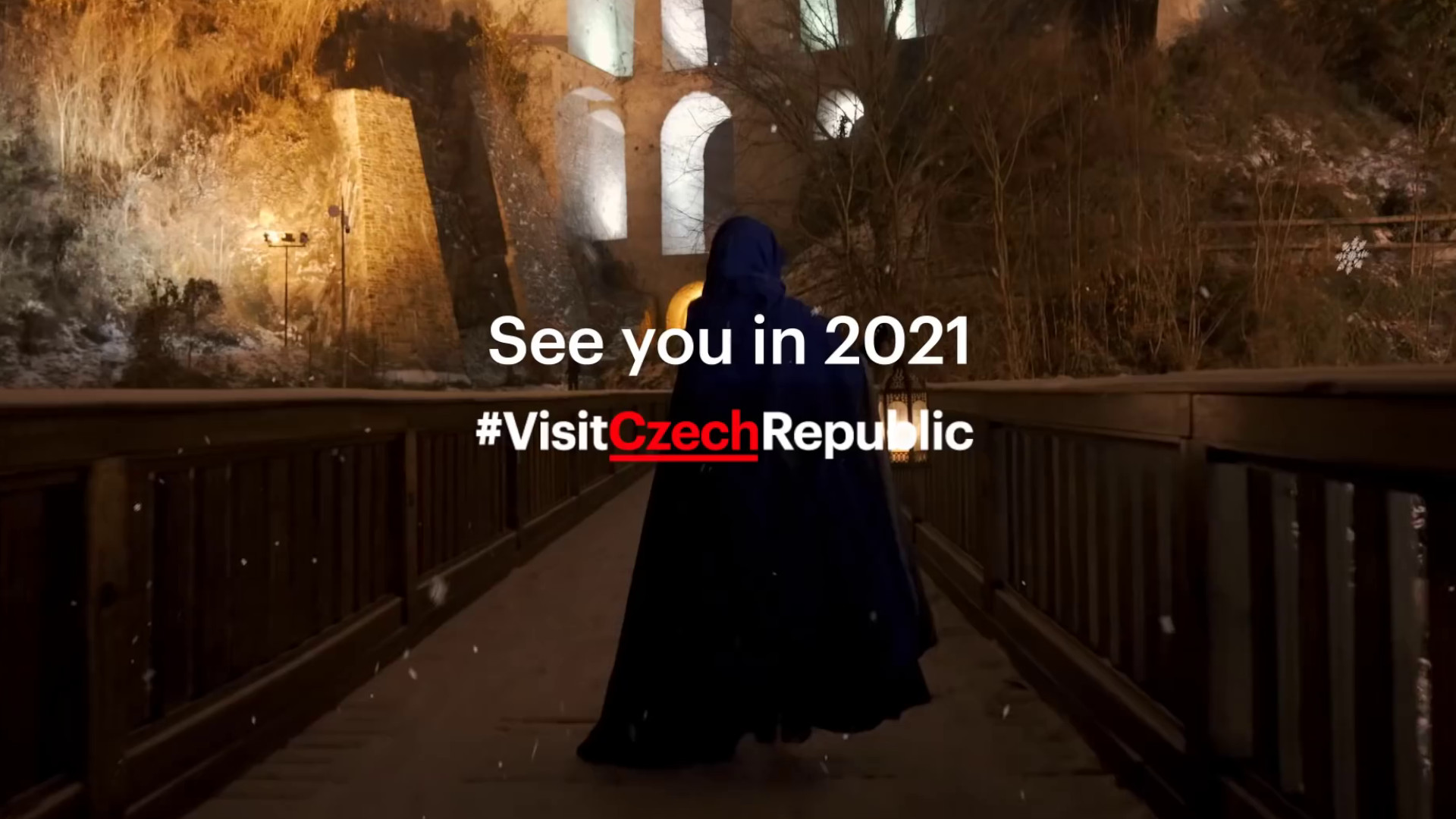See You 2021, Ad Campaign by CzechTourism
