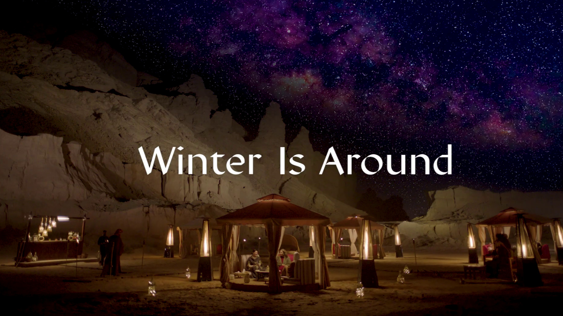 Discover #ArabianWinter Campaign by Saudi Tourism Authority