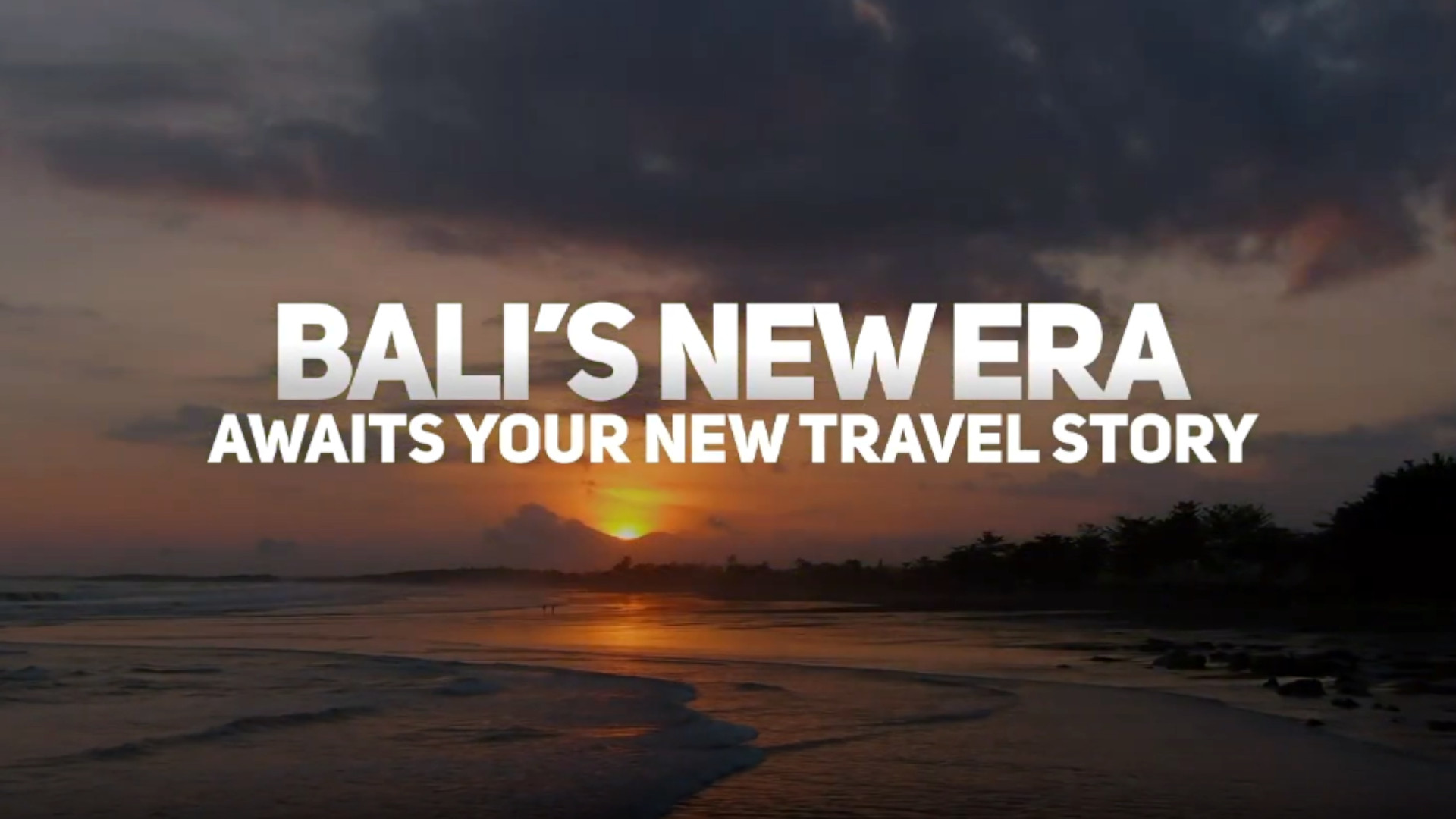 Bali Awaits Your New Travel Story